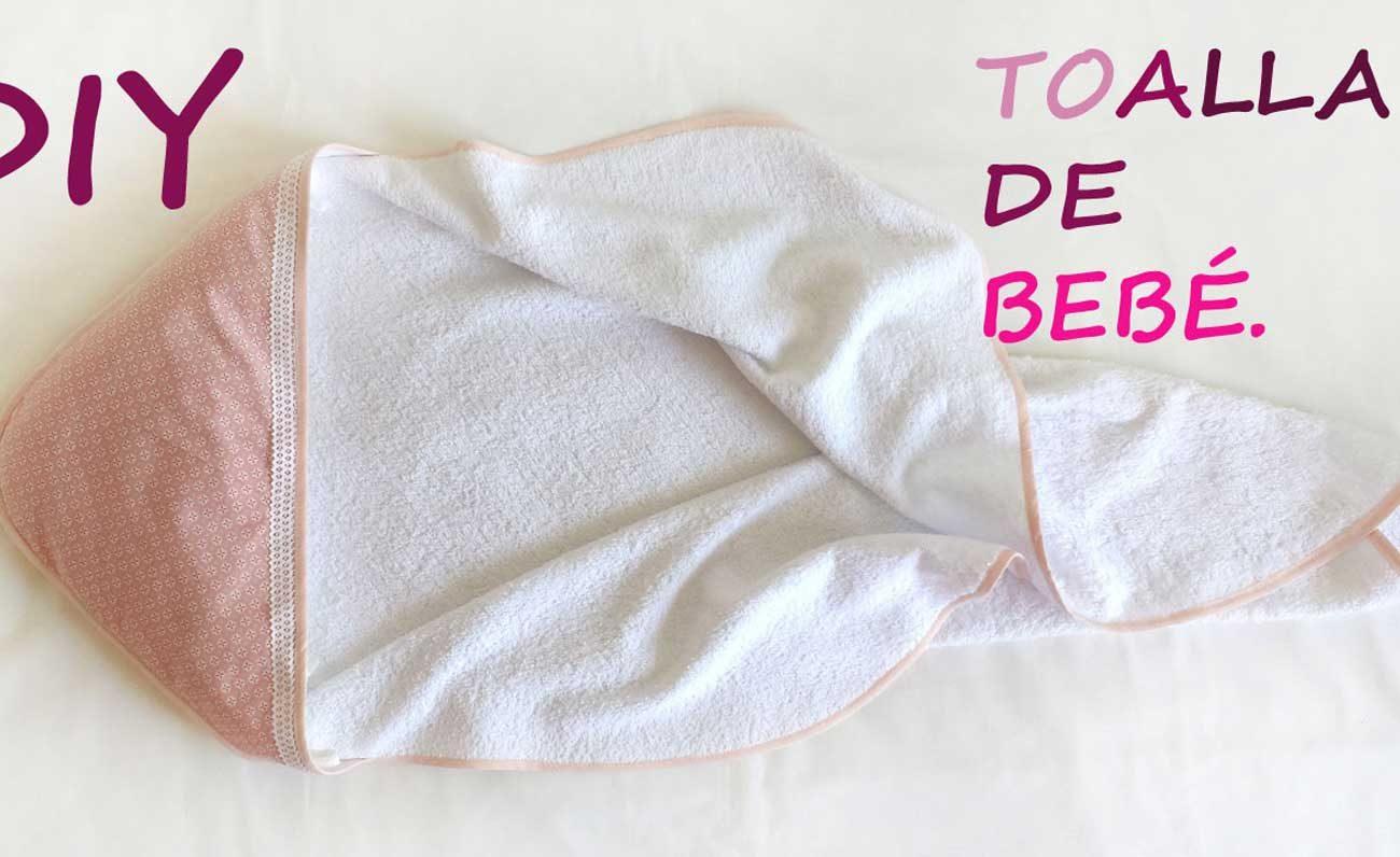 Toalla de bebé: DIY - Patronesmujer: Blog de costura, patrones y telas.