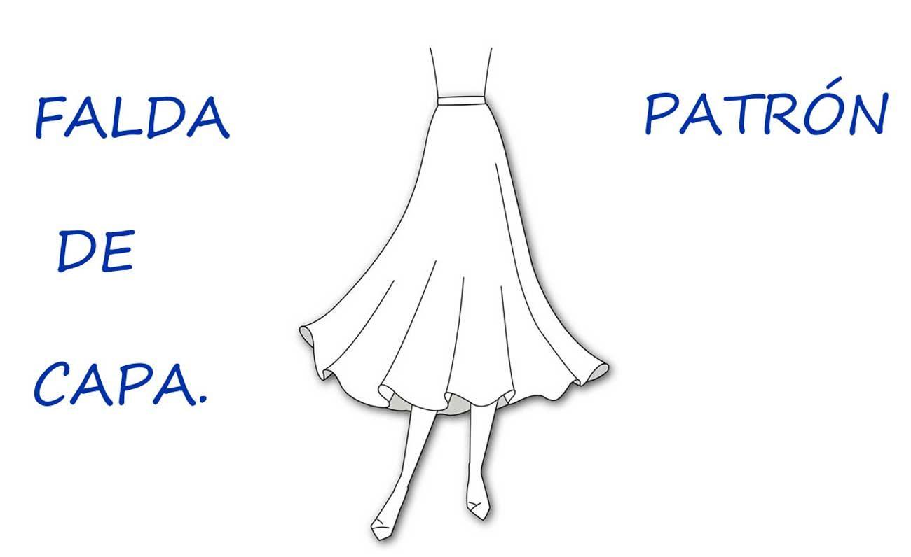 Trazado de faldas: Patrones - Patronesmujer: Blog de costura ...