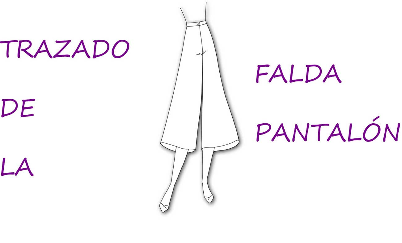 PatronesmujerBlog Trazado La PantalónPatrones Falda De 345jAqcRL