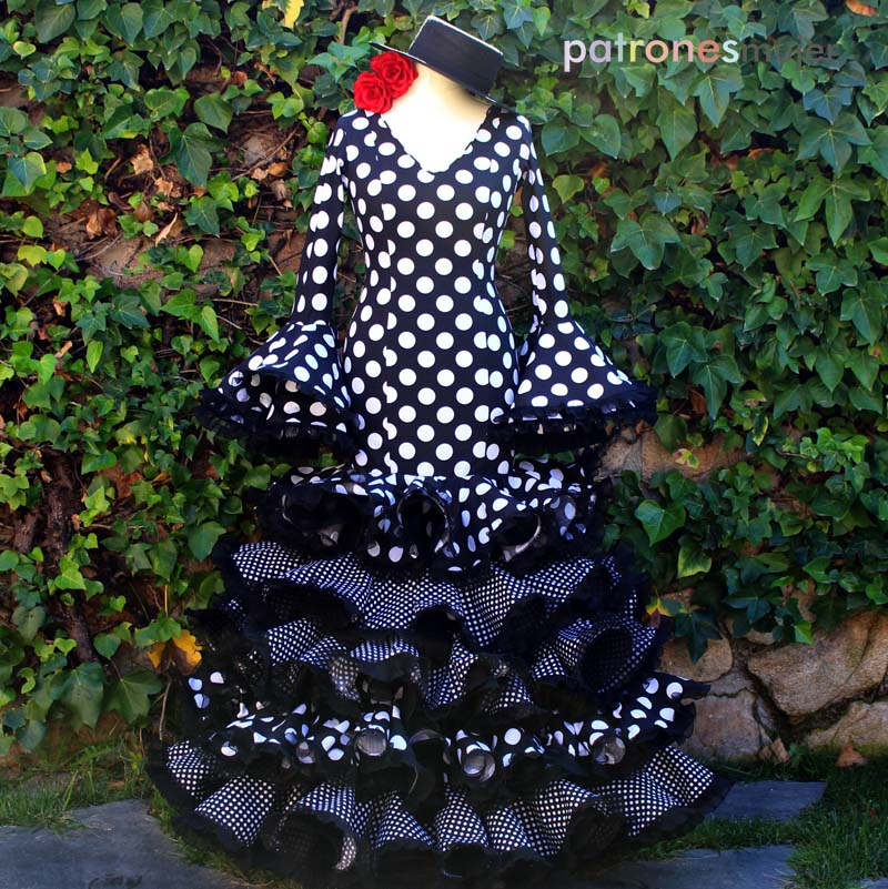 patrón-flamenca-mujer-5-volantes-tienda1