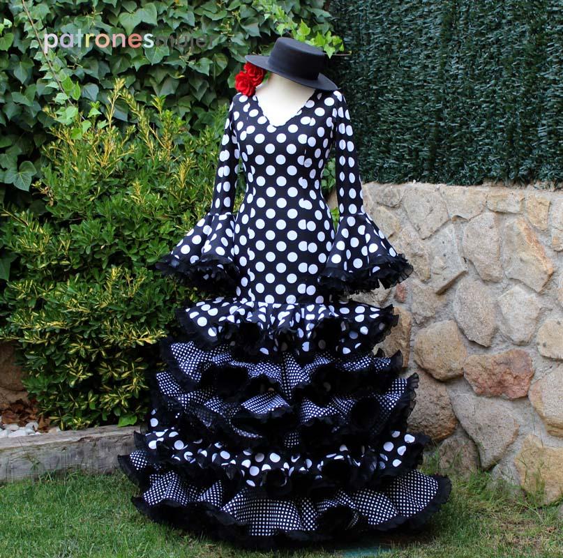 patrón-flamenca-mujer-5-volantes-tienda10