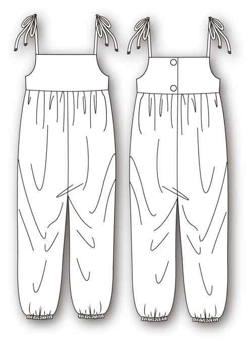 mono-verde-dibujo - Patronesmujer: Blog de costura, patrones y telas.