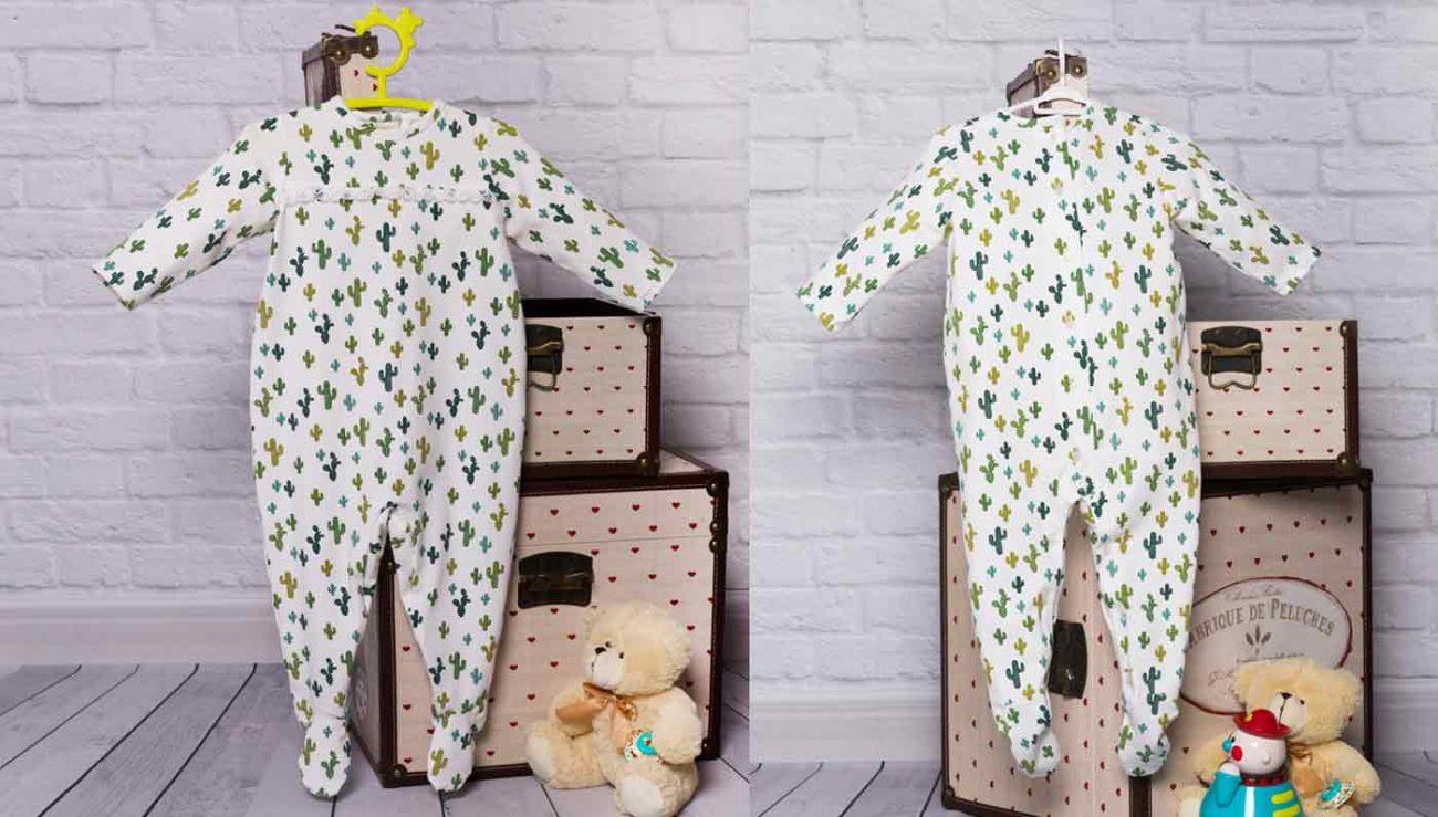 Pijama de bebé: Costura para niños - Patronesmujer: Blog de costura ...