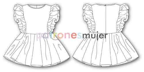vestido-mostaza-dibujp-tecnico
