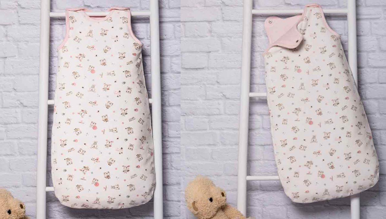 Saco de dormir: Patrón de saco para bebé - Patronesmujer: Blog de ...