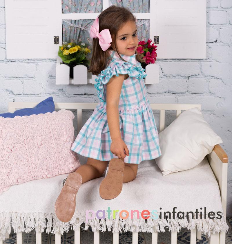 vestido cuadros1