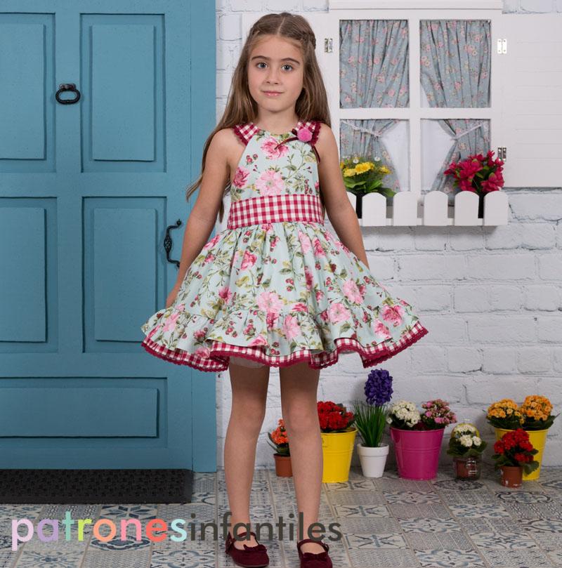 vestido de flores1