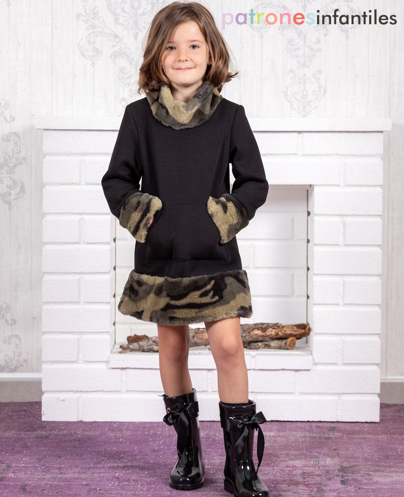 vestido militar