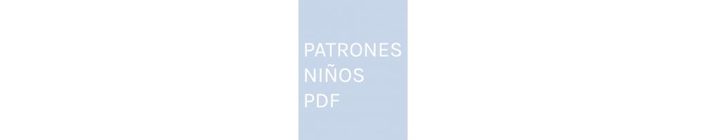 Patrones de ropa para niños y bebé en PDF para imprimir en casa