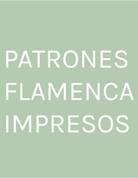 PATRONES FLAMENCA IMPRESOS