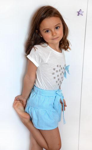 Patrón falda pantalón
