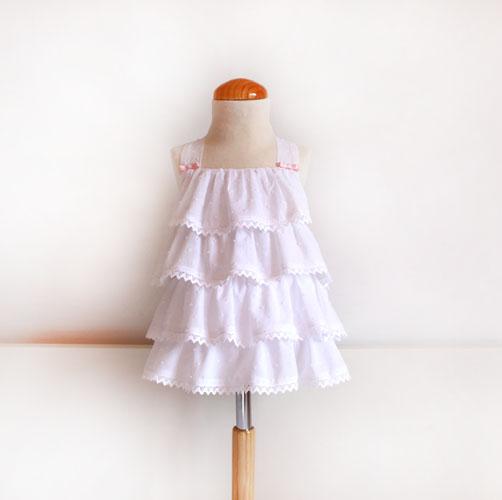 patrón vestido plumeti